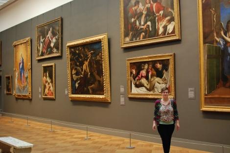 Paintings at the Metropolitan Museum of Art