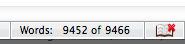 Quite a satisfying word count.