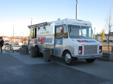 It's just a restaurant on wheels!